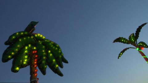 light amusement park 01 Stock Video Footage