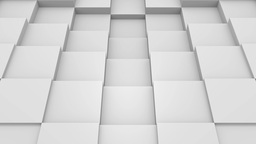 cube wave CG動画