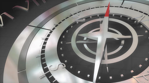 compass and navigational equipment Animation