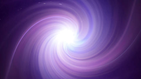 twirl of lens purple flare Animation