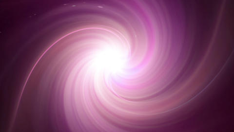 twirl of lens red flare Animation