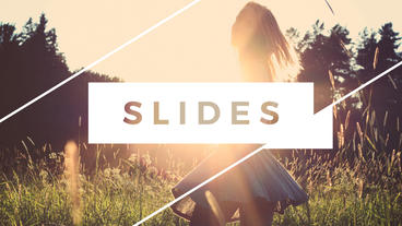 Slides After Effects Project