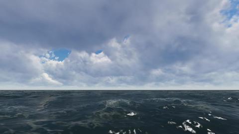 海 stock footage