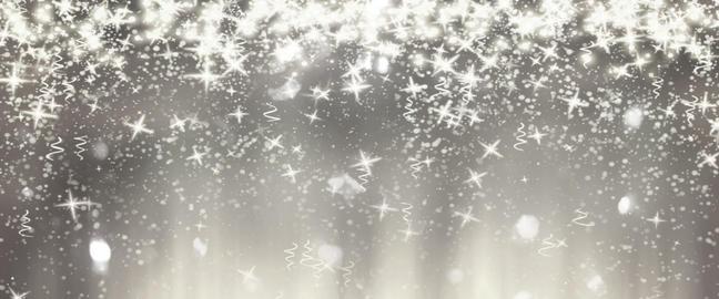 sparkle sliver loop Animation