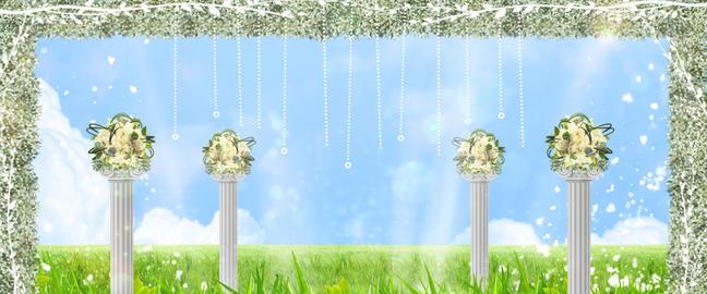 wedding rome Animation