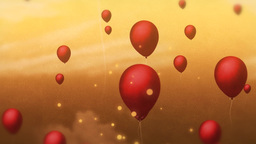 Party Up ! Motion Background 1 Animation