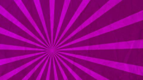 Background rotating rays Pink Animation