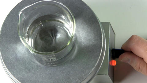 Magnetic stirrer Footage