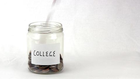 College savings plan Footage