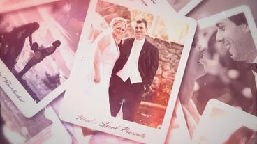 Elegant Memories After Effects Template