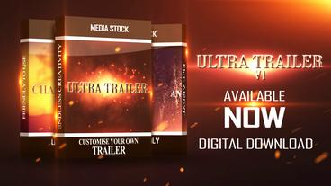 ULTRA TRAILER V 1 After Effectsテンプレート