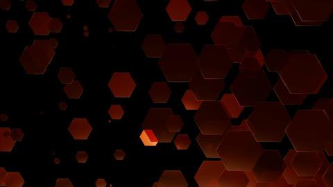 reddish hexa dance Animation