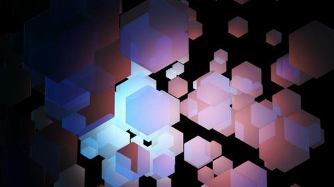 spot hexa wave Animation