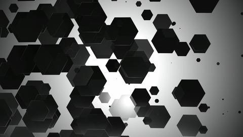 black hexa dance Animation