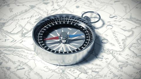 Compass Animation