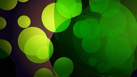 dark green dots Animation