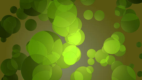 greenish chips movement Animation