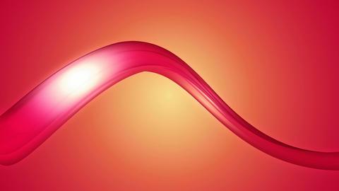 sweet pink ribbon Animation