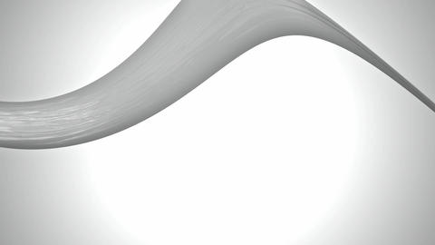 gray silky band Animation