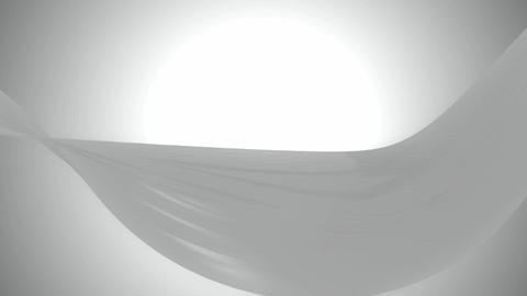 grayscale twist ribbon Animation