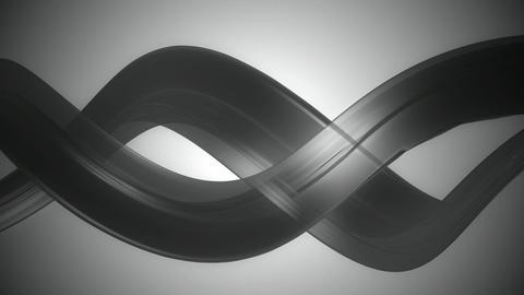 black jelly ribbon Animation