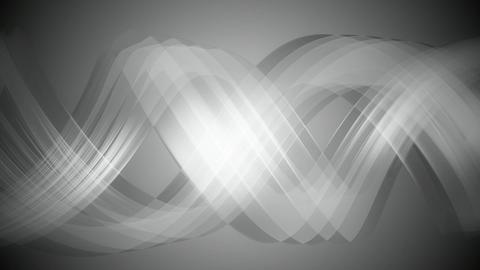 greyscale twisted helix Animation