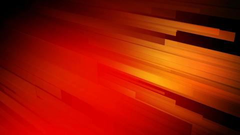 orange line burst Animation