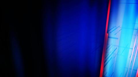 blur blue lights Animation