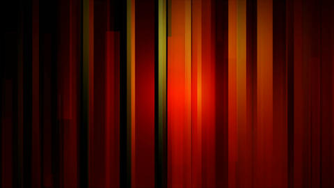 vertical burn colors Animation