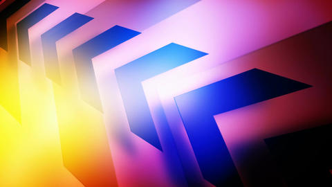 Colorful Array Backdrop stock footage