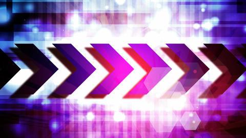 violet grunge arrow Animation