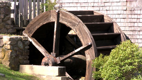 Grist mill 4 Footage