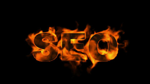 seo,internet marketing Rrelated words Stock Video Footage