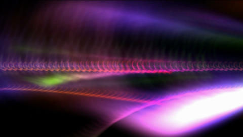 Abstract light grid and Satin,web grid rays light and ribbon veils,dazzling fiber optic laser Animation