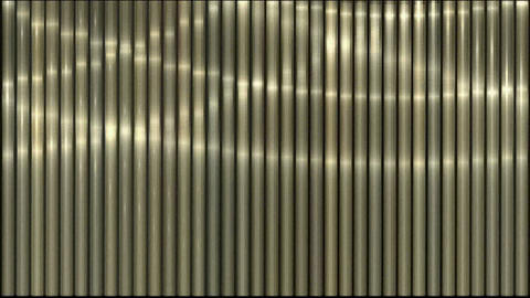 waving light on metal strips,silk curtain stainless-steel stage lines Animation