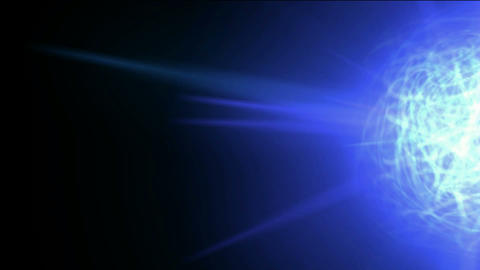 blue nebula and whirl cable fiber optic,disco neon mirror ball,energy tech laser rays light,electric Animation