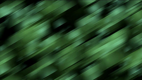green Inclined metal strips... Stock Video Footage