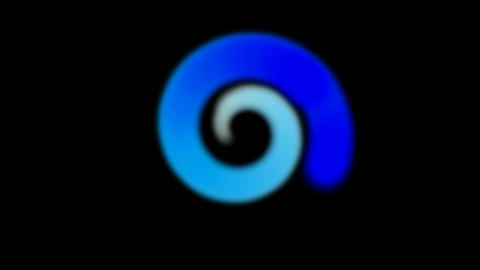 blue clockwise circle,radar scan,swirl round.particle,Design,symbol,vision,idea,creativity,vj,beauti Animation