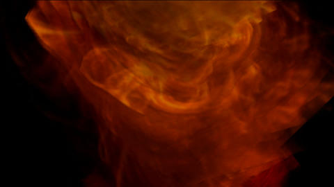 red fire tornado,2012,end of the world,explosion,Volcanic eruptions Animation