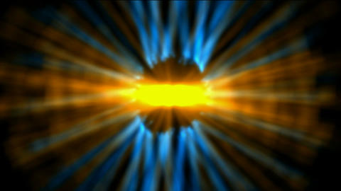 Light of the Universe,nebula and whirl laser,energy tech... Stock Video Footage