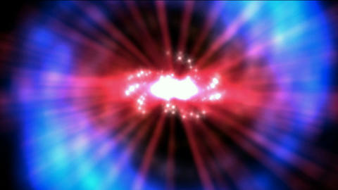 light from the centre of Universe,Galaxy,Milky Way,nebula and whirl laser,energy tech background.Pup Animation
