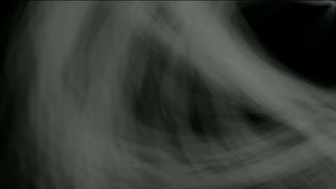 rotation smoke and cocoon fiber,spider silk,mist,cyclones Animation