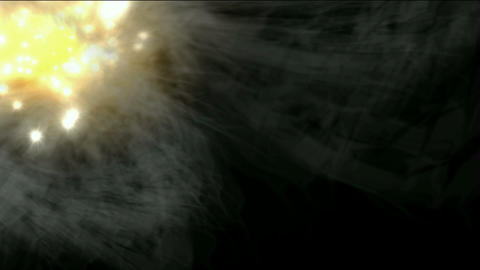 stars and whirl smoke in universe,Galaxy,Milky Way,nebula... Stock Video Footage