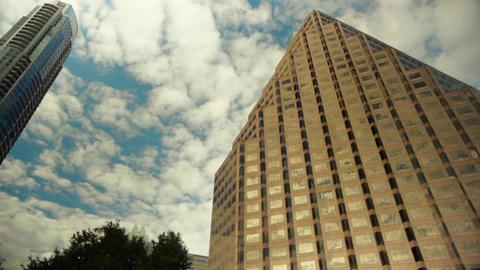 Tall Urban Buildings Footage
