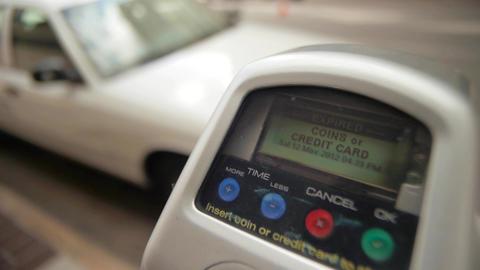 Parking Meter Expired