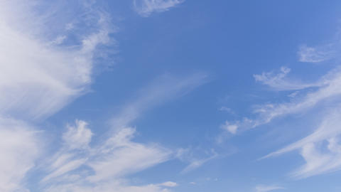 Clouds In Motion 22 stock footage