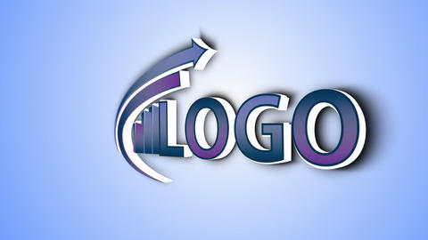 3 D Motion Logo After Effects Template