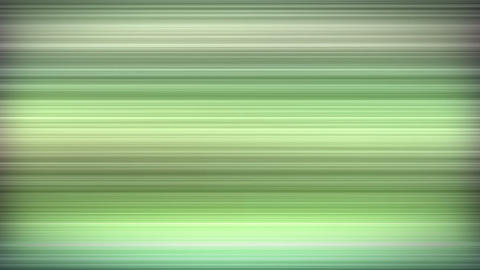 Horizontal stripes green ボーダー グリーン Animation