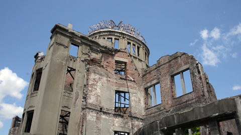 Hiroshima Peace Memorial Footage