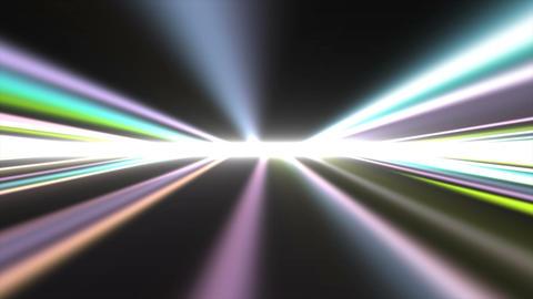 light burst ビデオ